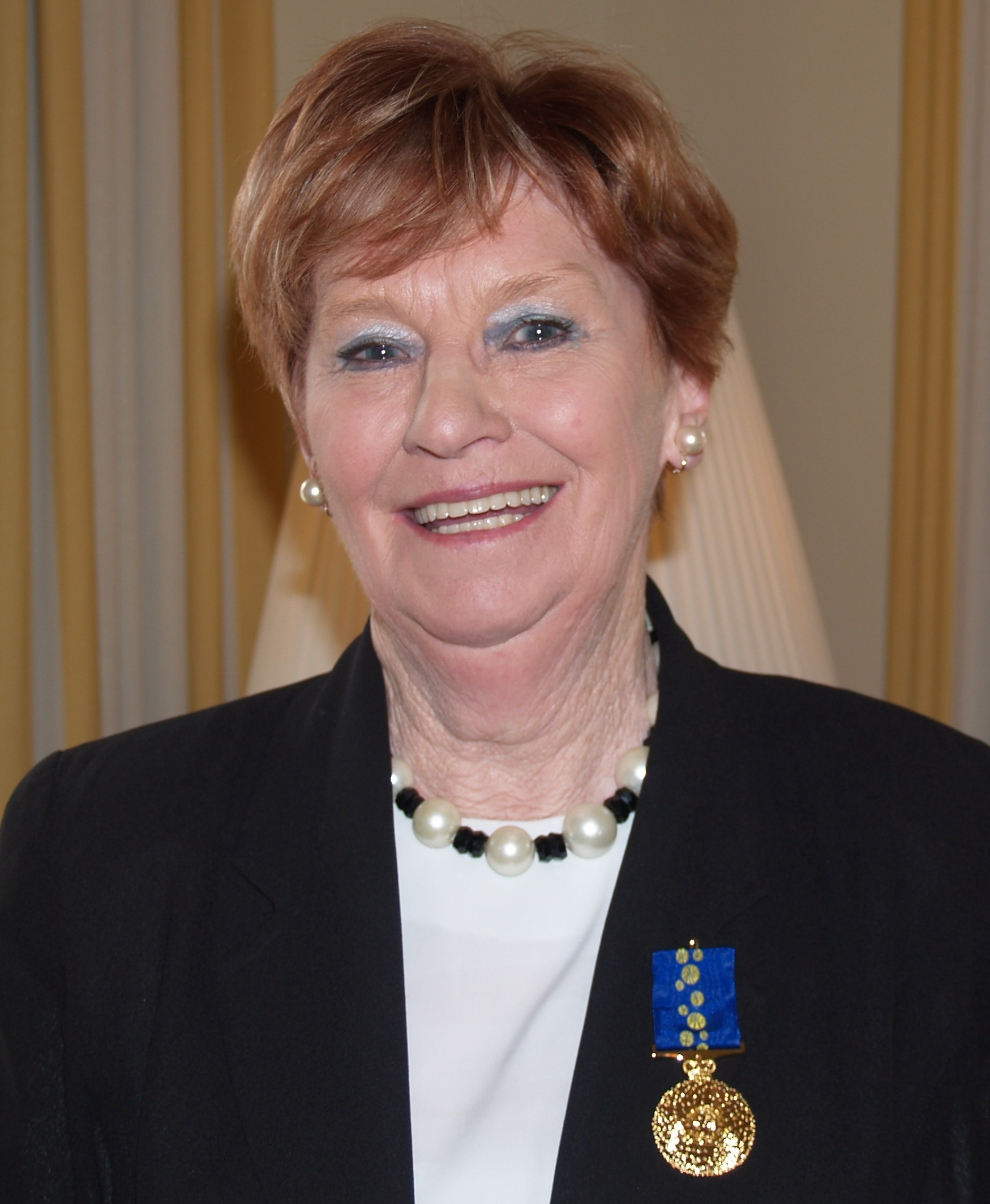 MARIE LITTLE OAM (AUS)