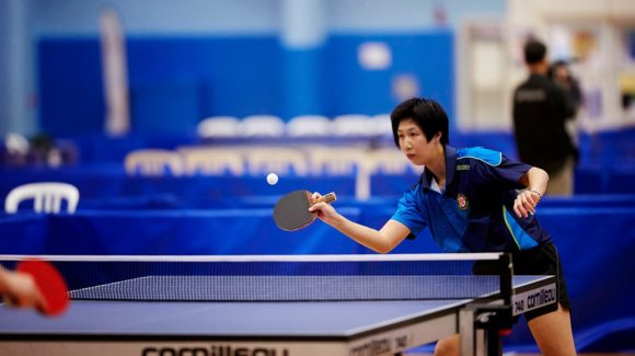 #Brisbane2019: Table tennis set to light up World Intellectual Impairment Sport Global Games