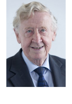 MR BERNARD ATHA CBE (GBR) – FORMER INAS PRESIDENT