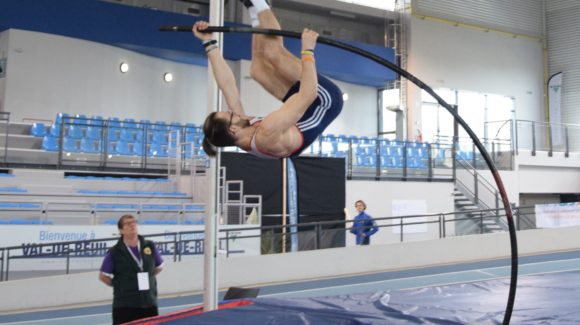 Berger aims to fly high at Global Games