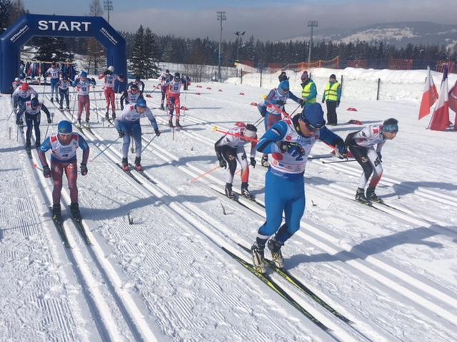 2019 World Intellectual Impairment Sport Skiing World Championships
