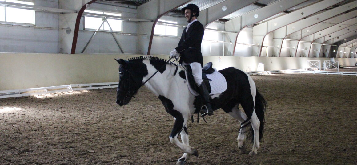 Results of the 2019 Para-Equestrian video competition announced