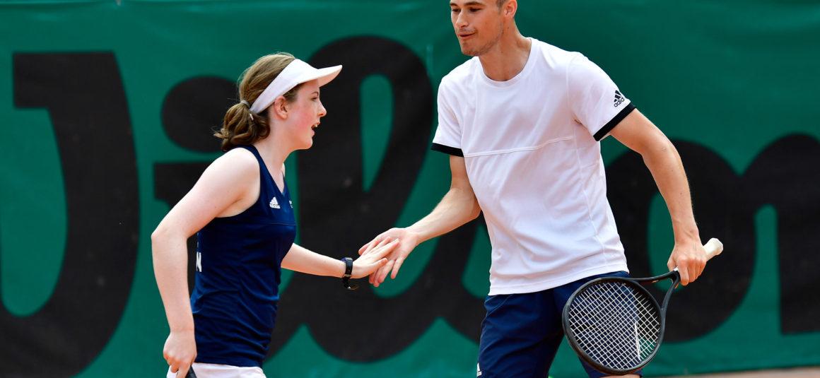 British tennis stars heading to World Intellectual Impairment Sport Global Games