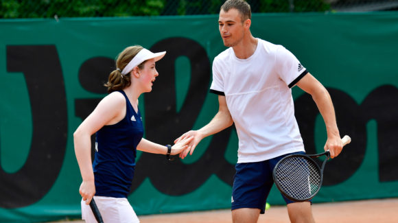 British tennis stars heading to World Intellectual Impairment Sport Global Games