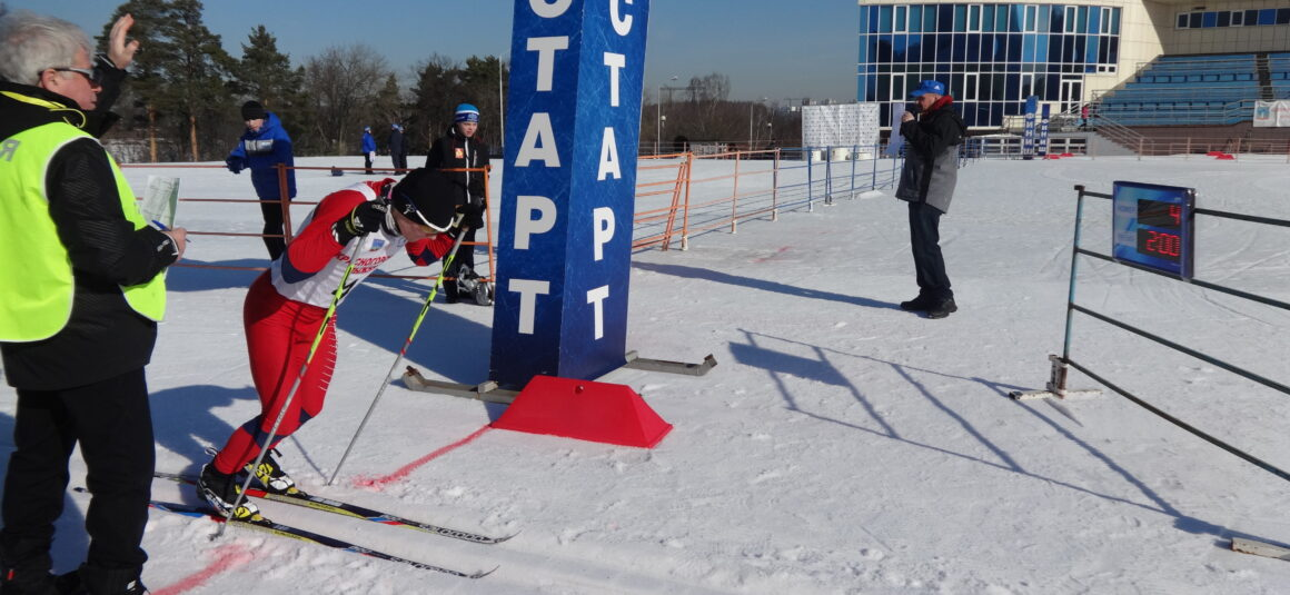 Volegov aims high at 2019 World Intellectual Impairment Sport Skiing World Championships