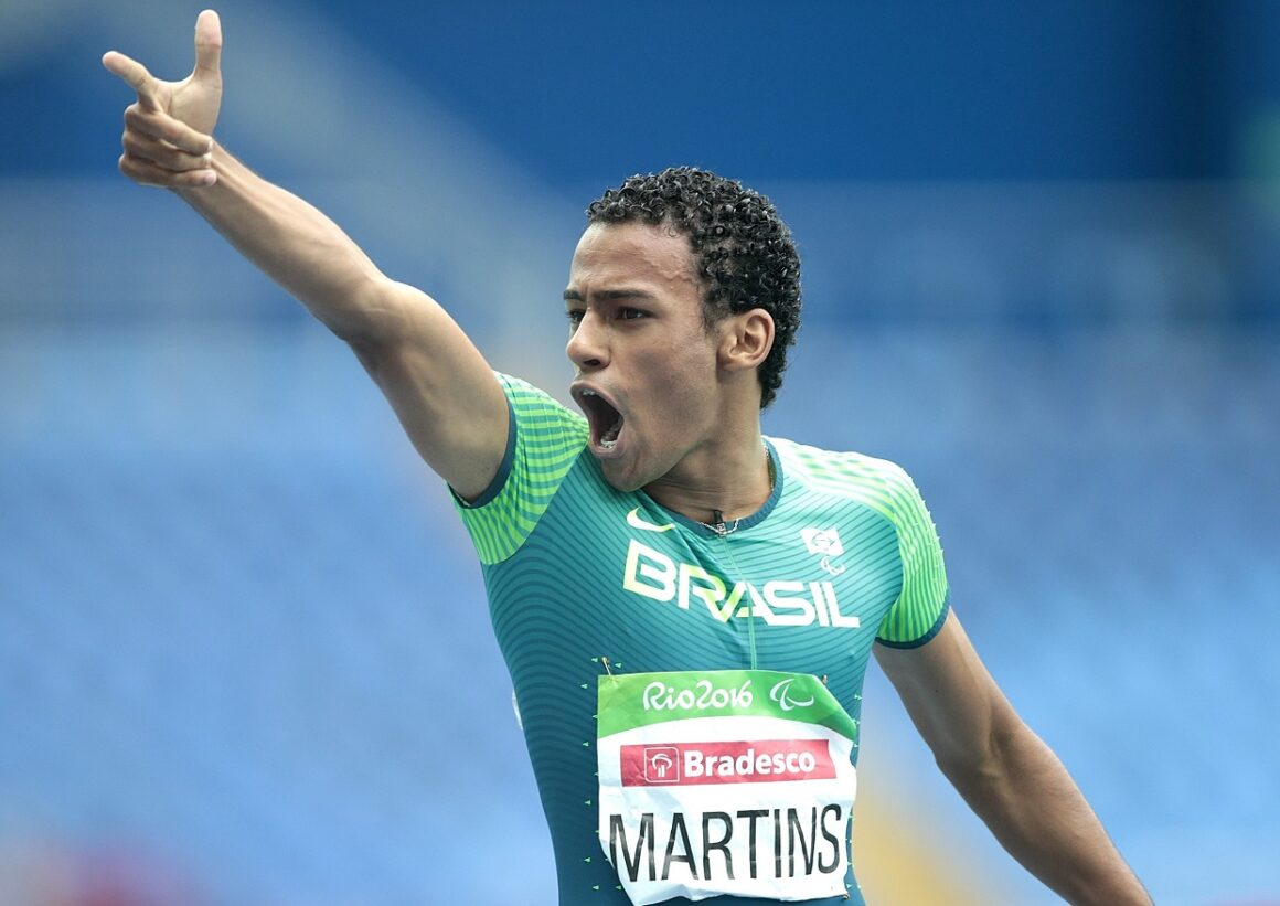 Martins named Americas Athlete of the Month