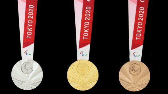 Medals design unveiled for Tokyo 2020 Paralympics