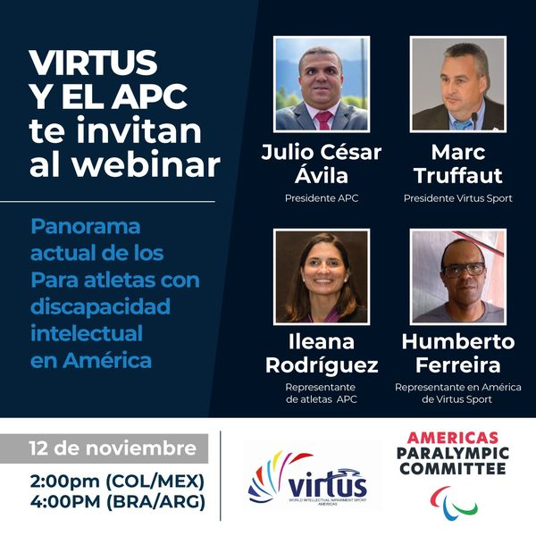 Join our live broadcast event from Virtus Americas