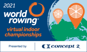 2021 FISA World Virtual Indoor Rowing Championships @ Virtual Event