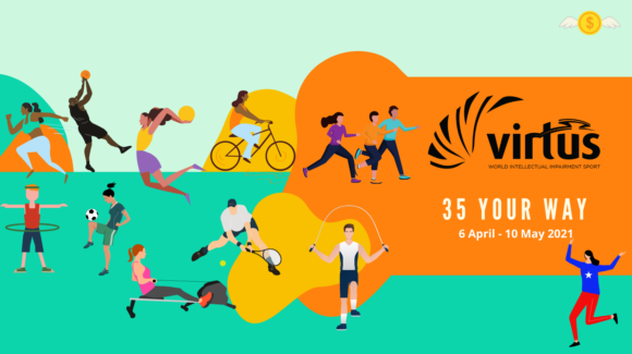 Virtus celebrates International Day of Sport Development and Peace with #35YourWay campaign